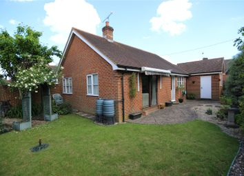 Thumbnail 2 bedroom detached bungalow for sale in Inhams Road, Holybourne, Alton, Hampshire