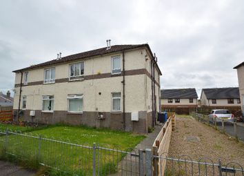 Thumbnail 2 bed flat for sale in Croft Terrace, Springside, North Ayrshire