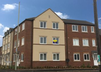Thumbnail 2 bedroom flat to rent in Castle Street, Hadley, Telford