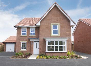 "Thumbnail 4 bed detached house for sale in ""Cambridge"" at Wetherby Road, Boroughbridge, York"