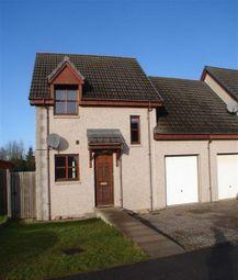 Thumbnail 3 bedroom link-detached house for sale in Fogwatt Lane, Elgin