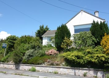 Thumbnail 2 bed detached bungalow to rent in Church Park Road, Newton Ferrers, Plymouth