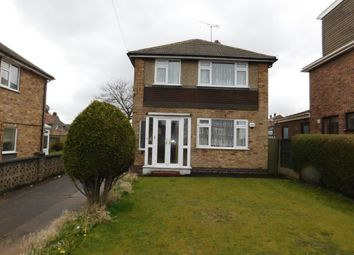 Thumbnail 3 bed detached house for sale in Hensons Lane, Thringstone