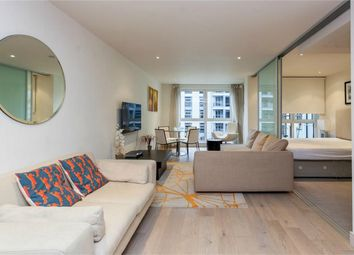 Thumbnail 1 bed flat for sale in Octavia House, 213 Townmead Road, London
