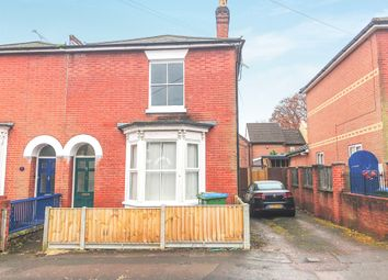 Thumbnail 2 bed maisonette for sale in Padwell Road, Inner Avenue, Southampton