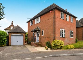 Thumbnail 3 bed detached house for sale in Dennes Mill Close, Wye, Ashford, Kent