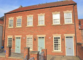 Thumbnail 2 bed terraced house to rent in Market Place, Thirsk