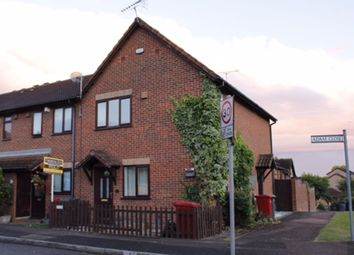 Thumbnail 1 bed terraced house to rent in Adam Close, Cippenham, Slough