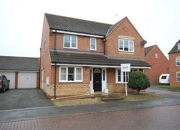 Thumbnail 4 bed detached house for sale in Sherbourne Drive, Hilton, Derby