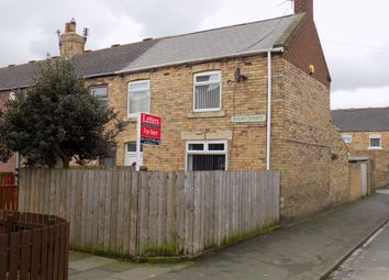Thumbnail 2 bed end terrace house to rent in Juliet Street, Ashington