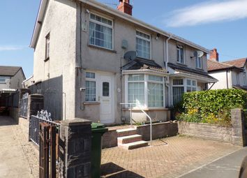 Thumbnail 3 bed property to rent in Bedwellty Road, Cefn Fforest, Blackwood