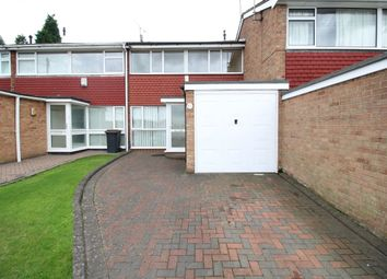 Thumbnail 3 bed terraced house to rent in Bruce Road, Exhall, Coventry