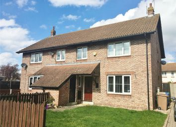 Thumbnail 4 bed semi-detached house to rent in Meadowfield, Bubwith, Selby, East Riding Of Yorkshire