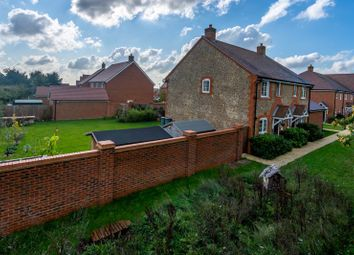 Thumbnail 3 bed semi-detached house for sale in Vesta Mews, Westhampnett, Chichester
