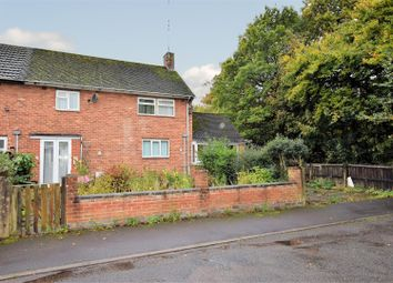 Thumbnail 3 bed end terrace house for sale in Manor Estate, Wolston, Coventry