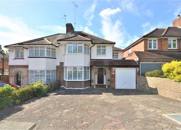 4 bed semi-detached house for sale in Worcester Crescent, Mill Hill NW7