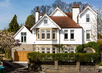 Thumbnail 6 bed detached house for sale in St. James's Avenue, Hampton Hill, Hampton