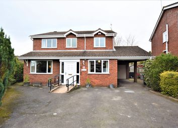 4 bed detached house for sale in Churston Close, Westbury Park, Newcastle-Under-Lyme ST5