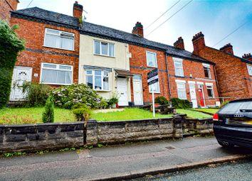 Thumbnail 2 bed terraced house for sale in Amington Road, Bolehall, Tamworth, Staffordshire