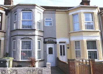 Thumbnail 3 bed terraced house to rent in Lichfield Road, Great Yarmouth