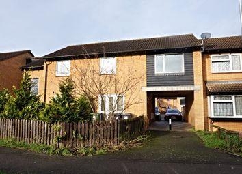 Thumbnail 2 bed flat to rent in Moncrieff Close, Cambridge