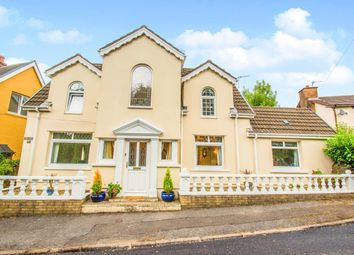 Thumbnail 3 bed detached house to rent in Woodland Crescent, Abercynon, Mountain Ash