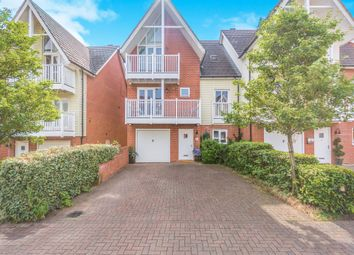 Thumbnail 5 bed semi-detached house for sale in Woodshires Road, Solihull