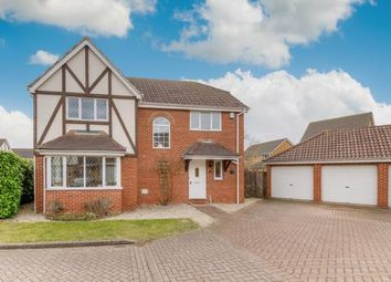 Thumbnail 4 bed detached house for sale in Easby Abbey, Bedford, Bedfordshire