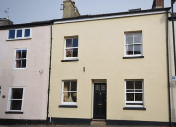 Thumbnail 3 bed terraced house to rent in Cross Street, Moretonhampstead, Newton Abbot