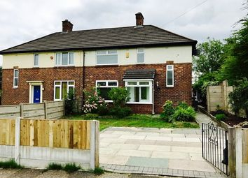 Thumbnail 3 bed semi-detached house to rent in Kentmere Ave, St Helens