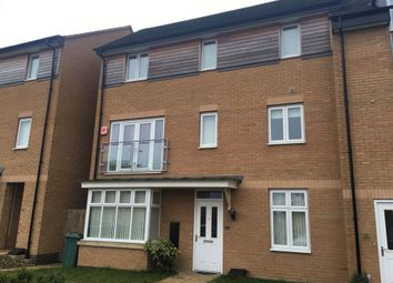 Thumbnail 4 bedroom town house to rent in Manor Drive, Gunthorpe