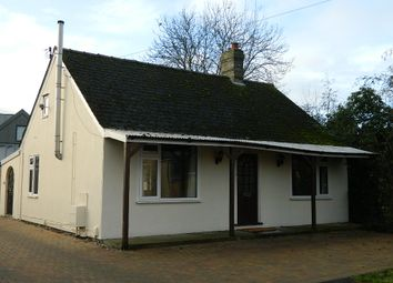 Thumbnail 2 bed bungalow to rent in Mill Road, Over