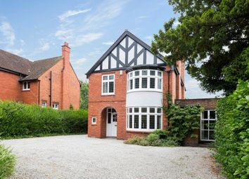 Thumbnail 4 bed detached house for sale in Bilton Road, Rugby