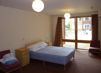 Thumbnail 1 bed flat to rent in Hillswood Drive, Chertsey, Surrey