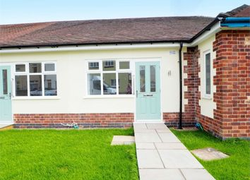 Thumbnail 1 bedroom terraced bungalow for sale in Plot 5, New Street, Huthwaite, Nottinghamshire