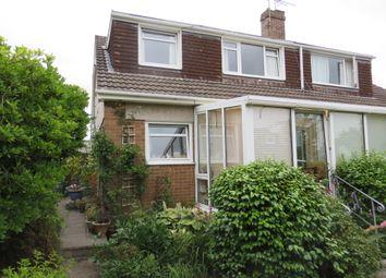 Thumbnail 4 bedroom semi-detached bungalow for sale in St. Bleddians Close, Cowbridge