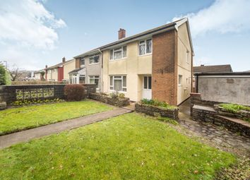 Thumbnail 3 bed semi-detached house for sale in Lon-Y-Llyn, Caerphilly