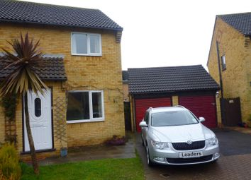 Thumbnail 2 bed semi-detached house to rent in Adstone Lane, Portsmouth