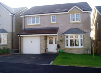 Thumbnail 4 bed detached house to rent in Burgh Lane, Oldmeldrum