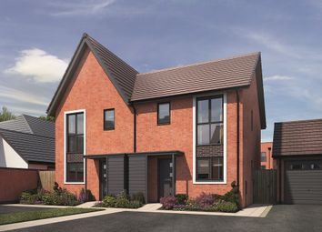 """Thumbnail 2 bed property for sale in """"The Digbeth"""" at Welton Lane, Daventry"""