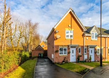 Thumbnail 2 bed town house for sale in Bramcote Way, Rushall, Walsall