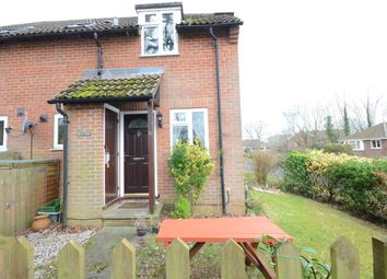 Thumbnail 1 bed property to rent in Hawkwell, Church Crookham, Fleet