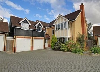 Thumbnail 5 bed detached house for sale in Ellis Close, Hoddesdon