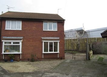 Thumbnail 2 bed semi-detached house to rent in Willow Road, New Balderton, Newark.