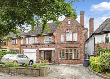 Thumbnail 6 bed detached house for sale in Haslemere Gardens, London