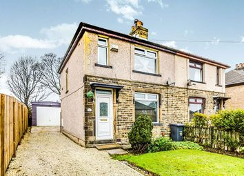 Thumbnail 3 bed semi-detached house for sale in Westbury Road, Bradford