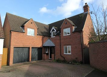 Thumbnail 4 bed detached house for sale in Kingsgate, Lockington, Derby, Derby, Leicestershire