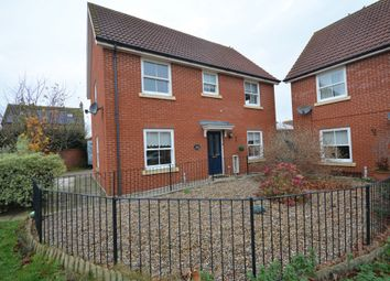 Thumbnail 3 bed detached house for sale in Rivendale, Carlton Colville, Lowestoft