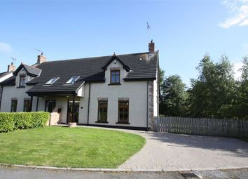Thumbnail 4 bed semi-detached house for sale in Chapel View, Annacloy, Co. Down