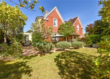 Thumbnail 5 bed semi-detached house for sale in The Glebe, Lindfield